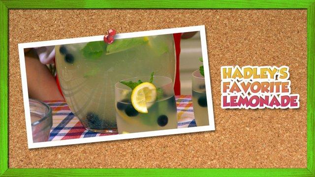 Hadley's Favorite Lemonade