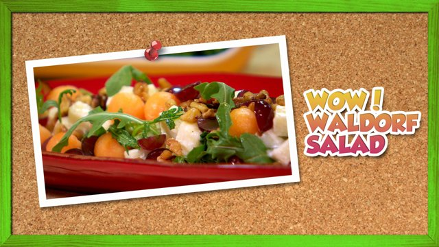 Wow! Waldorf Salad