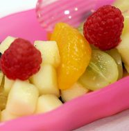 Jump for Ginger Fruit Salad