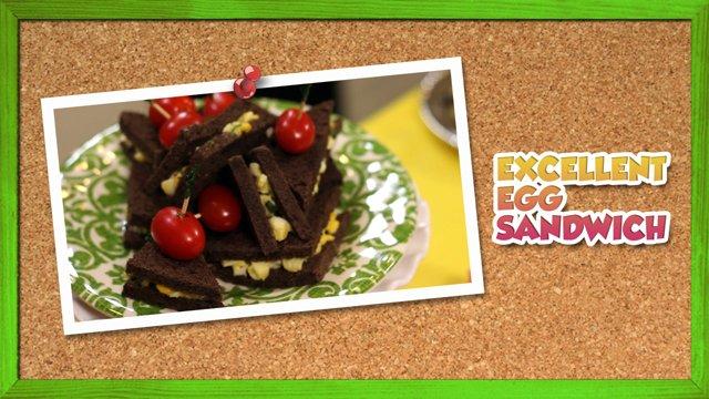 Excellent Egg Sandwich
