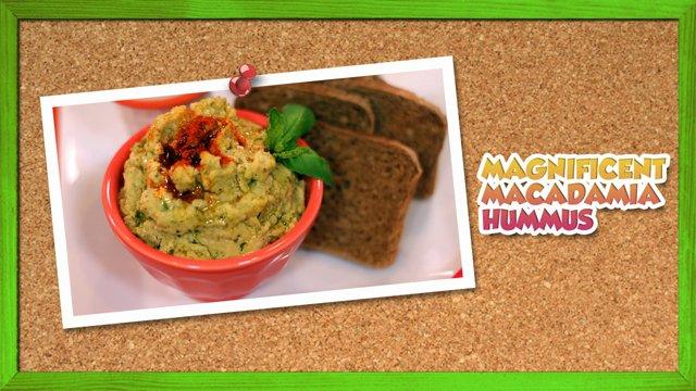 Magnificent Macadamia Hummus