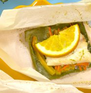Baked Fish in a Bag