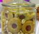 Pistachio Thumbprint Cookies