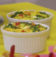 Very Veggie Breakfast Eggs