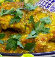 Creamy Chicken Korma Stew