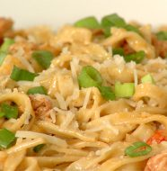 Emeril's Crawfish Fettuccini