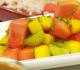Papaya Mango Salad