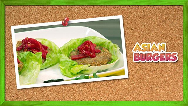 Asian Burgers
