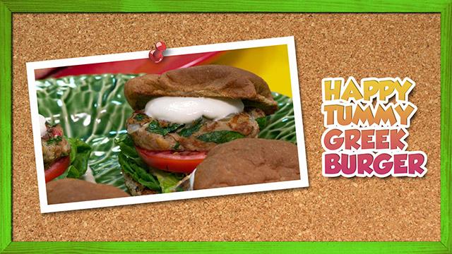 Happy Tummy Greek Burgers