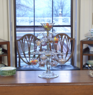 """Beyond the Kitchen - """"Monticello's Parlor & Dining Room"""""""