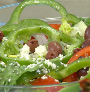 "Going Greek! - ""Classic Greek Salad"""