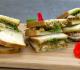 Estate Roast Turkey Tea Sandwich