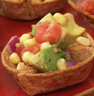 "Amazing After School Snacks! - ""Avocado Salsa"""