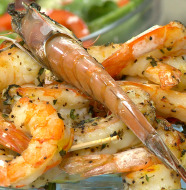 "Going Greek! - ""Mediterranean Shrimp"""
