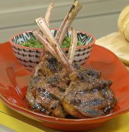 "Down Under Day! - ""Grilled Lamb Chops"""