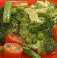 "Viva España! - ""Veggies with Sherry Vinaigrette"""