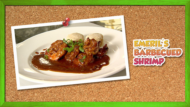 Emeril's Barbecued Shrimp