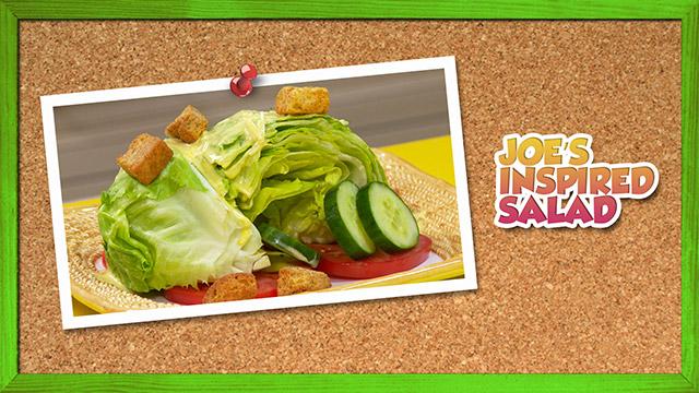 Joe's Inspired Salad