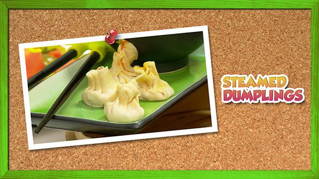 Steamed Dumplings