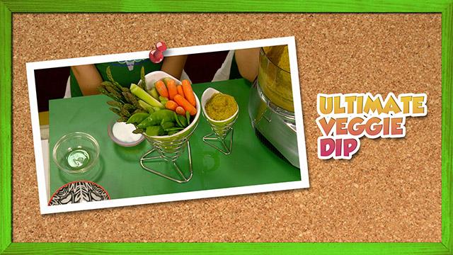 Ultimate Veggie Dip