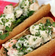 Lovely Lobster Sandwich