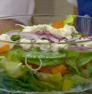 Caribbean Island Salad