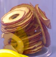 Snack Attack Apple Chips