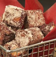 "A Taste of Churchill Downs - ""Bread Pudding Bites"""
