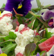 "A Taste of Biltmore - ""Estate Petite Green Salad"""