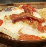 "A Taste of Churchill Downs - ""Giant Derby Hot Brown"""