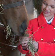 "Beyond the Kitchen - ""Horses Need Healthy Food and Exercise Too"""
