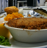 "A Taste of Maine - ""Maine Diner's Lobster Pie"""