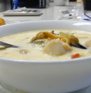 "A Taste of Maine - ""Maine Diner's Seafood Chowder"""