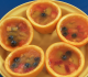 Orange Fruit Jelly Snacks