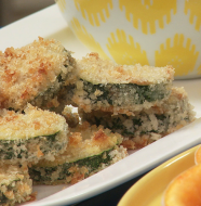 "Amazing After School Snacks! - ""Zucchini Fries"""