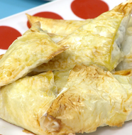 "Going Greek! - ""Spanakopita"""