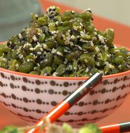 "Jetting to Japan - ""Crunchy Edamame"""