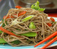 Ginger and Soba Noodle Salad