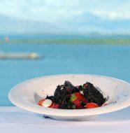 A Taste of Iceland - Lava Sesame Sponge With Skyr