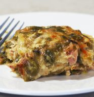 A Taste of New Mexico - Green Chile Chicken Enchiladas