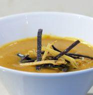A Taste of New Mexico - Pumpkin Soup