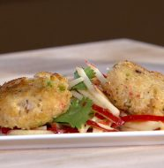 A Taste of Seattle - Seattle Dungeness Crab Cake