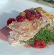 A Taste of Seattle - Seattle Grill Roasted King Salmon