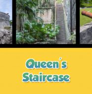 Twice as Good - Queen's Staircase
