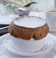 A Taste of Pittsburgh - Chocolate Souffle