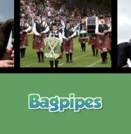 A Taste of Scotland: Beyond the Kitchen - Bagpipes