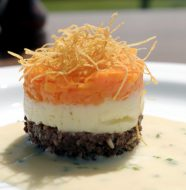 A Taste of Scotland - Haggis Timbale