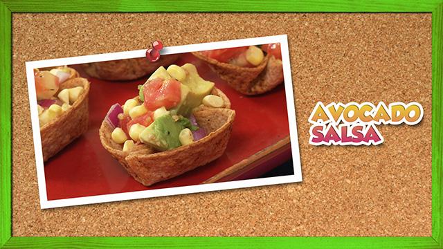 Avocado Salsa